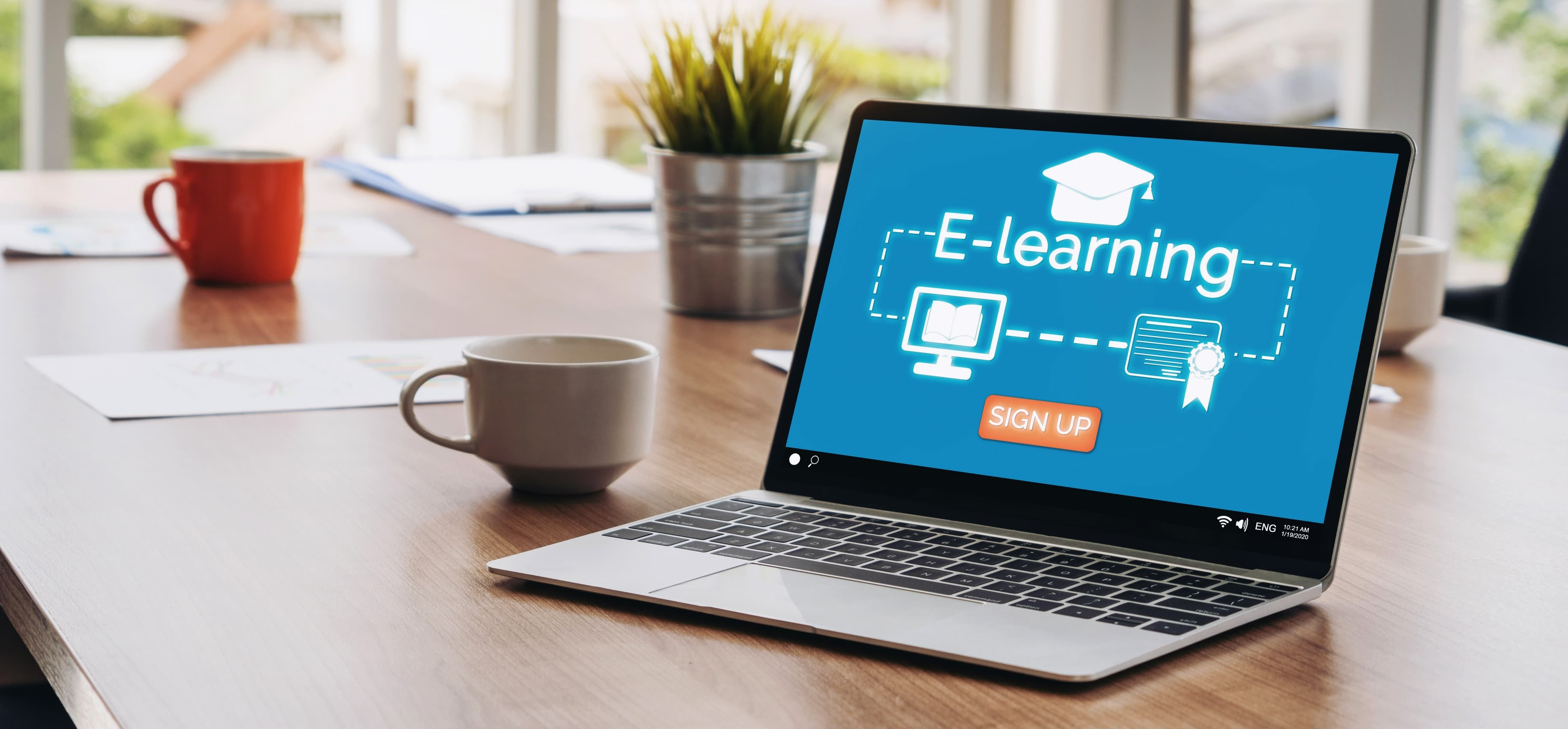 E-learning by Monneret Formation Conseil